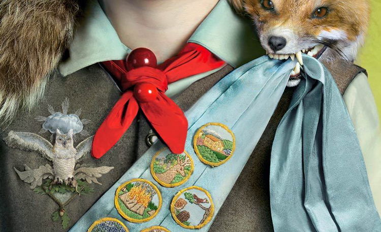 <p>Every detail is thoughtfully crafted: the taxidermied fox, each of the merit badges.</p>
