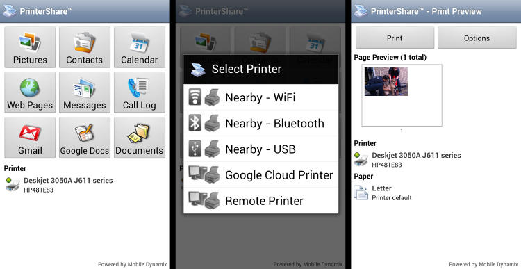 <p>This app detects Wi-Fi enables printers automatically, and lets you print directly from your phone. Finally, setting up a printer is a little bit easier.</p>