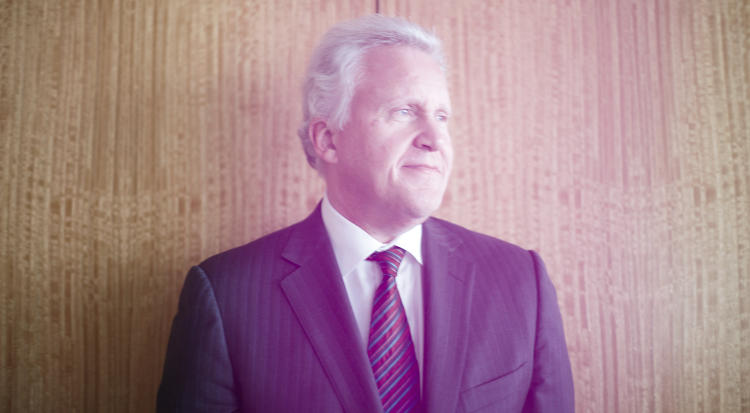 <p>GE's CEO <strong>Jeff Immelt</strong></p>