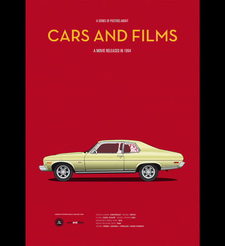 <p>The car a character drives can tell us an awful lot about the character and even the themes of the movie.</p>