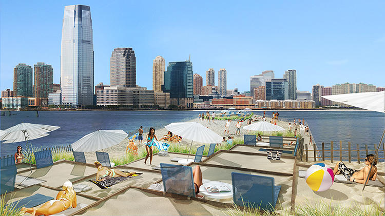 <p>The island of Manhattan hasn't had real beaches for centuries. Can CityBeach NYC bring one back?</p>