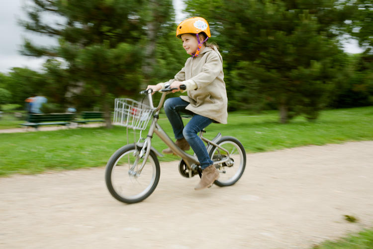 <p>The French capital recently unveiled P'tit Velib offering four models aimed at children two to eight years old.</p>