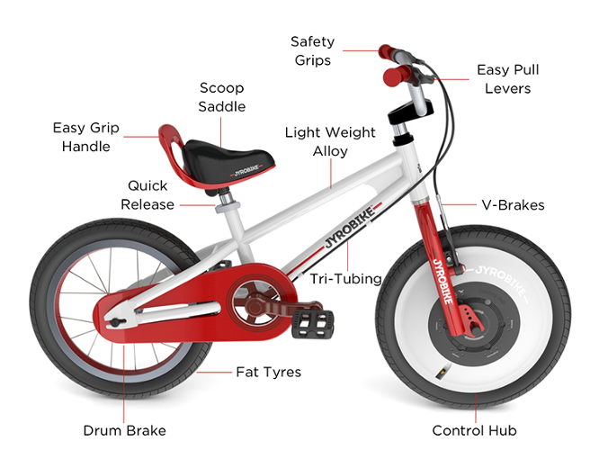"<p>""We designed it so the bike does about half the work,"" says Jyrobike CEO Robert Bodill.</p>"