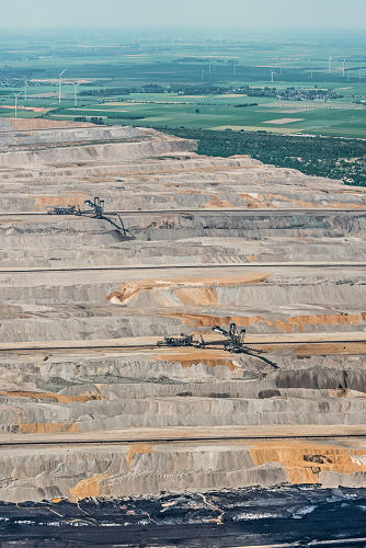 <p>So for now, even though older hard coal mines are being phased out in the next few years, brown coal pits continue to expand, threatening to swallow up more nearby towns.</p>