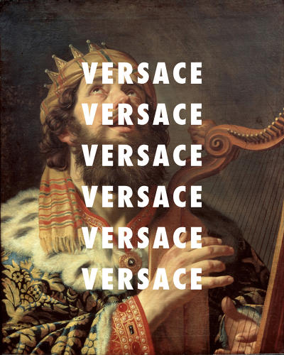 <p>King David dreams of Versace: <em>King David Playing the Harp</em> (1622), Gerard van Honthorst / &quot;Versace,&quot; Migos ft. Drake, Meek Mill, Tyga, &amp; Los</p>