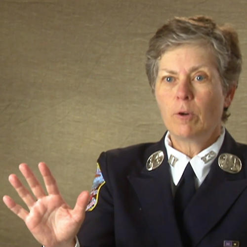 <p><a href=&quot;http://www.makers.com/blog/white-house-summit-makers-talk-women-leadership&quot; target=&quot;_blank&quot;>Brenda Berkman</a>, Leader of the First Female NYC Firefighters</p>