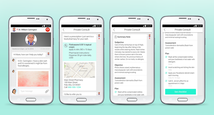 <p>At launch, this feature will be available to about 70% of the U.S. population (doctors can only practice in the states where they're licensed, so the whole population will only be covered when HealthTap has on-call doctors in every state).</p>