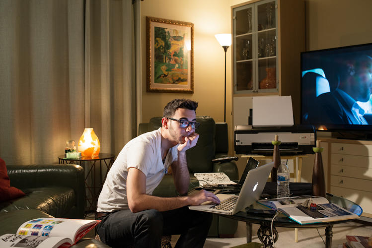 <p>Gabriel Gonzalez, 22, Suffern, N.Y.<br /> B.F.A. in graphic design from School of Visual Arts. Wants to be a graphic designer. Currently a graphic designer and production assistant. <br /> Student Loans: $130,000.</p>