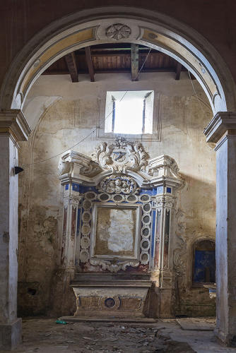 <p>The project will, Rubio writes, &quot;reimagine these abandoned places as new cultural scenarios for both locals and visitors.&quot;</p>