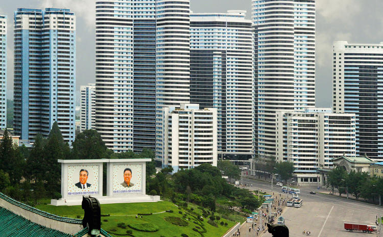 <p>For travelers visiting North Korea, taking the wrong photo can be a punishable offense.</p>