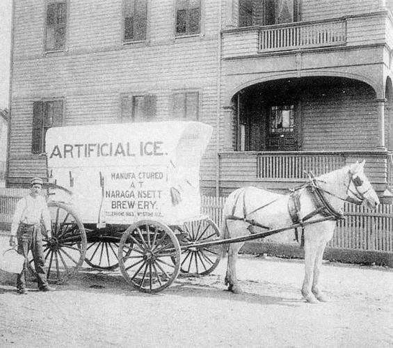 <p>Narragansett managed to ride out Prohibition by diversifying: selling ice and cream soda. The brewery also received special dispensation to sell porter, whose high iron content was thought to be healthy for pregnant women.</p>