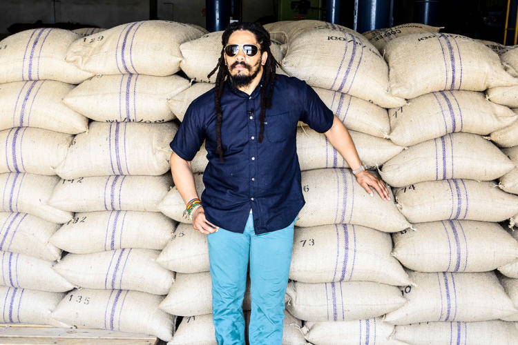 <p>A year and a half ago, Marley Coffee finally began selling its high-end coffee products, which come with Bob Marley-inspired names like One Love, Lively Up!, and Get Up, Stand Up.</p>