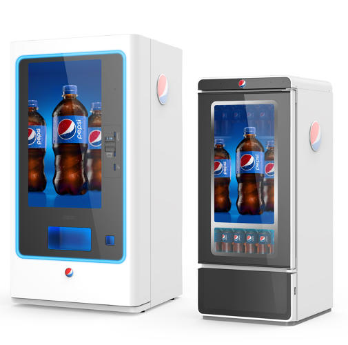 digital soda machine