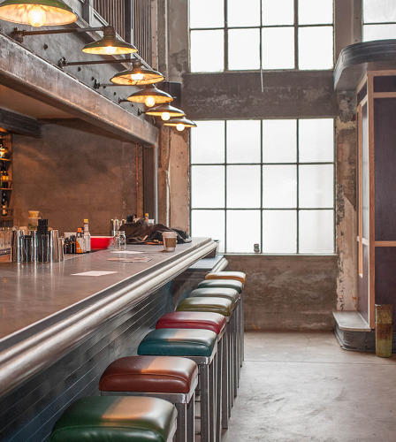 <p>Trick Dog, a modern, minimalist Mission District spot, is the first brick-and-mortar bar for <a href=&quot;http://www.bonvivants.com/&quot; target=&quot;_blank&quot;>The Bon Vivants</a>, a local hospitality consulting group specializing in the world of booze.</p>