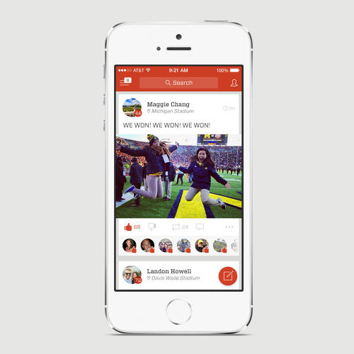 <p>Fancred will further use its algorithmic magic to figure out which teams you're most enthusiastic about within your set of preferred teams, and will deliver you more content related to that team.</p>
