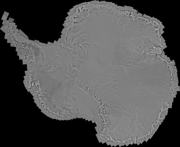 <p>They're at a very high resolution and can be used by scientists to understand the condition of the ice.</p>
