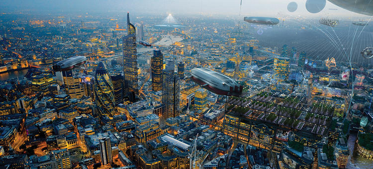 <p>What will the world's biggest cities look like as climate change progresses?</p>