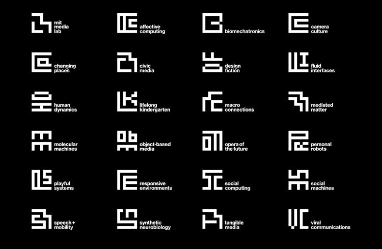 <p>From there, Bierut looked to MIT's graphic design history for inspiration.</p>