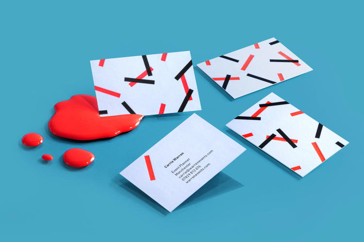 Image Result For A Fast Business Cardsa