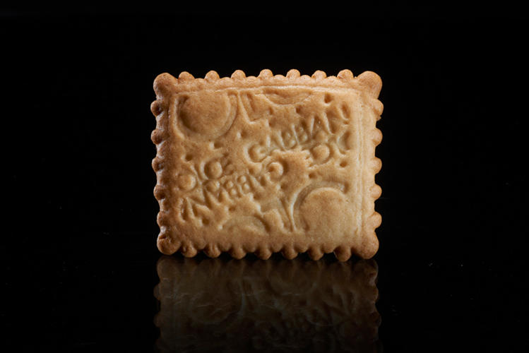 <p>Tea biscuits by Dolce Gabana.</p>