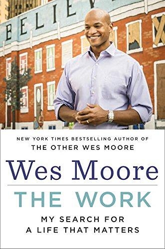 <p>The book examines ten stories (including Moore's) of people in both the public and private sectors who've found their life's work.</p>