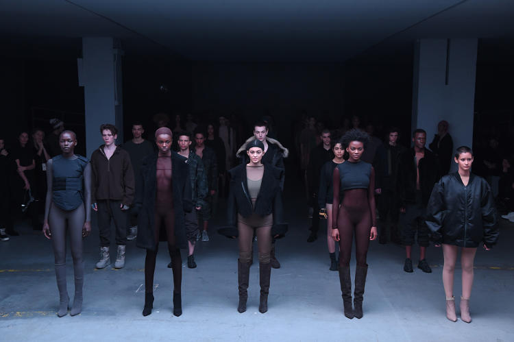 Kanye West's Fashion Line Looks Like The Bleakest Parts Of ...