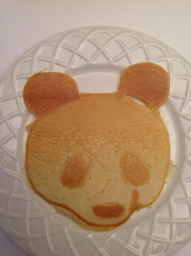 <p>&quot;When they saw the final result of being able to make Mickey Mouse pancakes with Lego PancakeBot, the first version, they were ecstatic,&quot; he says.</p>