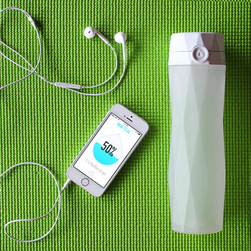 <p>Get one <a href=&quot;https://www.kickstarter.com/projects/582920317/hidrateme-smart-water-bottle&quot; target=&quot;_blank&quot;>here</a>.</p>