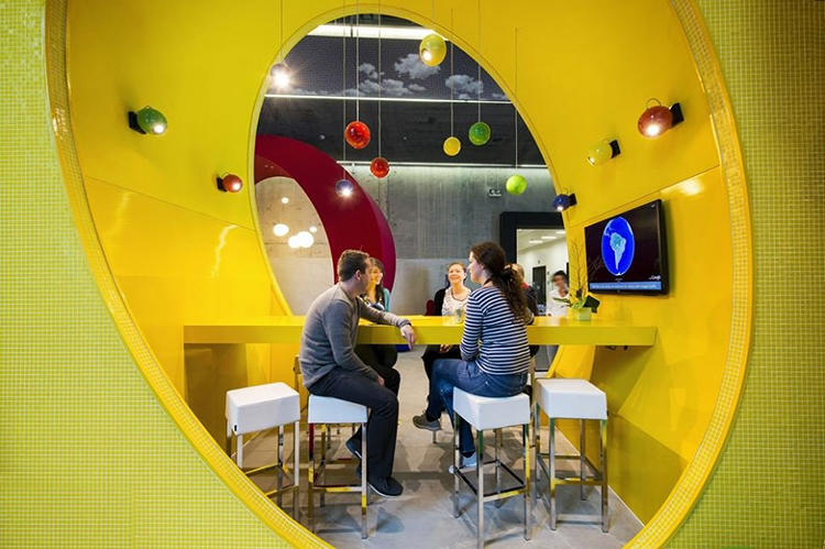 <p>A new study on how old employees feel, compared with how old they actually are, makes a strong business case for helping workers feel forever young. Maybe all those <a href=&quot;http://www.fastcodesign.com/3028909/8-of-googles-craziest-offices#5&quot; target=&quot;_self&quot;>playful offices,</a> like Google in Dublin, are onto something.</p>