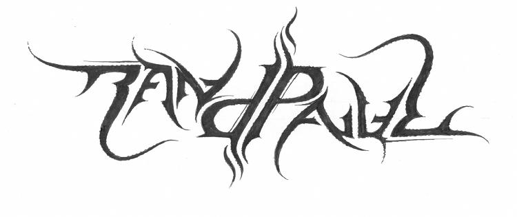 <p>Rand Paul's 2016 presidential logo already looked like something peeled off Al Pacino's stationery from <em>The Devil's Advocate</em>, so honestly, Szpajdel didn't have to do much to draw out the Satanism.</p>