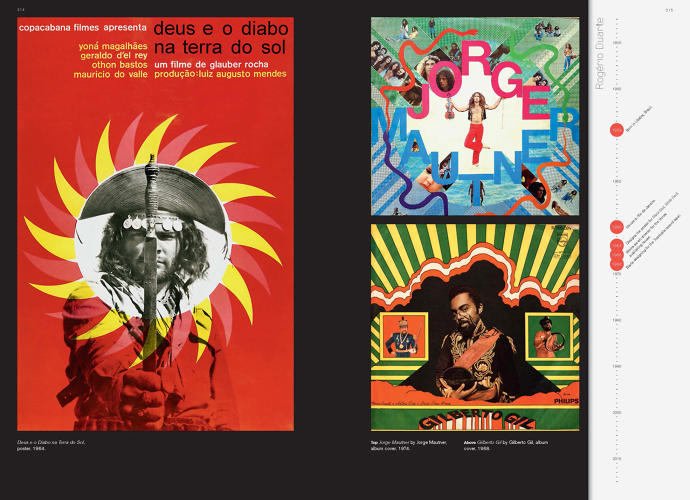 <p>&quot;Duarte was also a key figure in Rio de Janeiro's counterculture during the 1960s and was one of the founders of the avant-garde Tropicália cultural movement.&quot;</p>