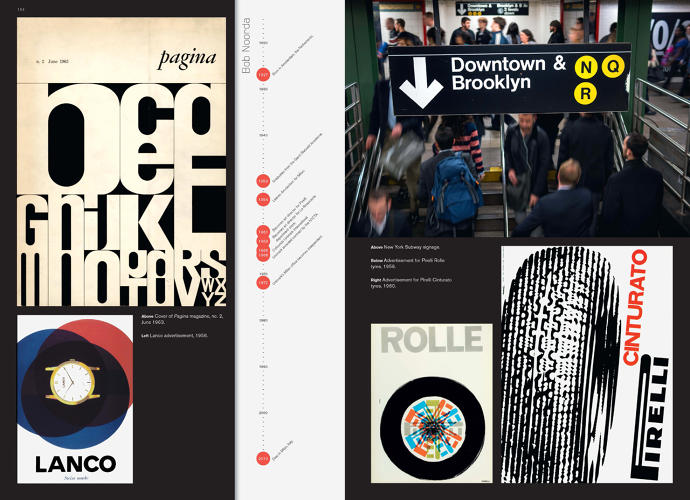 <p>&quot;The important part that he played—along with <a href=&quot;http://www.fastcodesign.com/3044133/a-rare-interview-with-graphic-design-legend-massimo-vignelli&quot; target=&quot;_self&quot;>Massimo Vignelli</a>—in creating the signage for the New York subway system is all too often overlooked.&quot;</p>