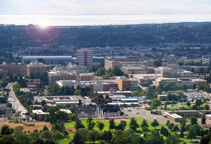 <p>With a booming start-up culture and new talent emerging from BYU's engineering, IT and entrepreneurship programs each year, Utah's third largest city is home to a scenic downtown and a lively arts and culture scene.</p>