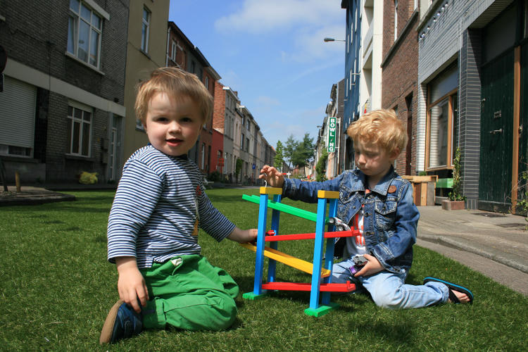 <p>The project began three years ago, when the city of Ghent asked a group of citizens to imagine a sustainable future for the city.</p>