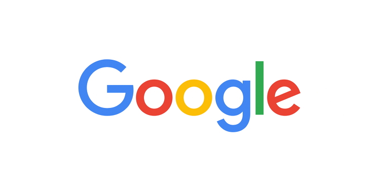 <p>This is Google's new logo.</p>