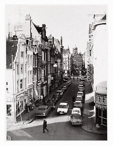 <p>Damstraat, 1975</p>