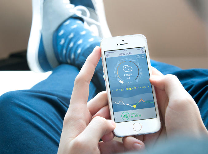 <p>A startup called Plume monitors global urban air quality in 40 countries around the globe.</p>