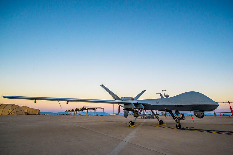 <p>According to Air Force research, 4% of RPA operators report symptoms of post-traumatic stress disorder.</p>