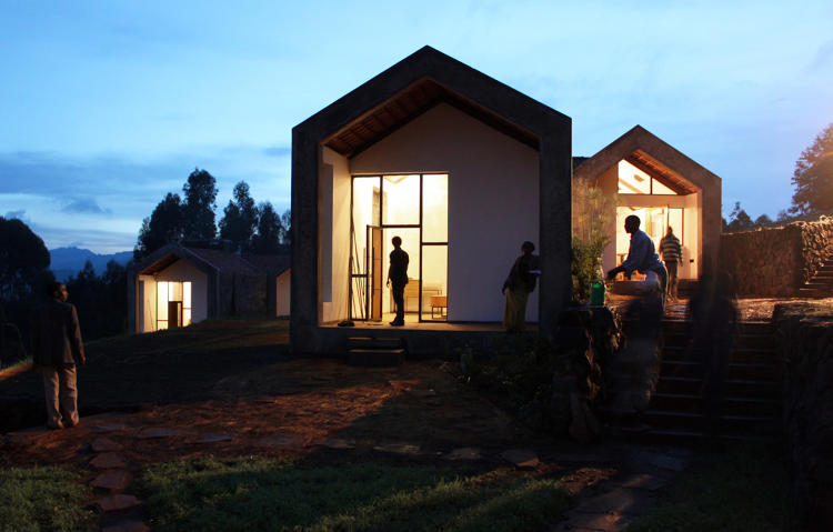 <p>Over the last four years, eight young Rwandan architects, funded by fellowships from Global Health Corps, began working with MASS Design Group, a Boston and Kigali-based firm.</p>