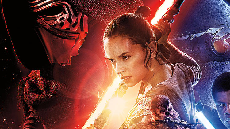 <p>With Rey, Leia, Maz, and Phasma, women have achieved equality in <em>The Force Awakens</em>. Data shows they've made less progress on this planet.</p>