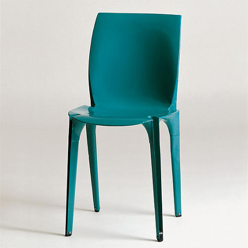 <p>Lambda chair for Gavina (with Marco Zanuso), 1964</p>