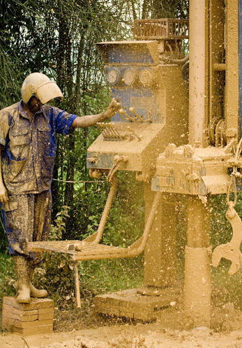 <p>USAID has said that up to 40% of water projects in developing countries fail.</p>