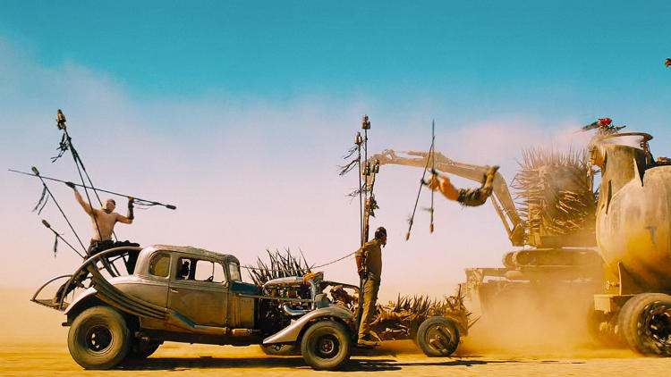 <p>&quot;Almost every shot that felt live action is real,&quot; said VFX supervisor Andrew Jackson said of <em>Mad Max: Fury Road</em>, with most of the 2000 VFX shots in the film pertaining to the Citadel, crowd extensions, and landscapes.</p>