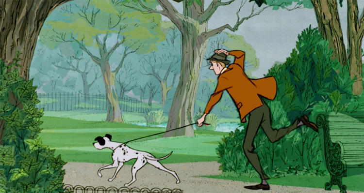 <p>Pongo from <em>101 Dalmatians</em>, 1961</p>