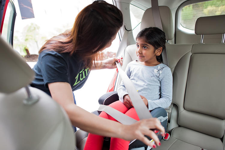 <p>Zum is an on-demand ride and care service for kids in the 5 to 15 age range that launches out of beta today.</p>
