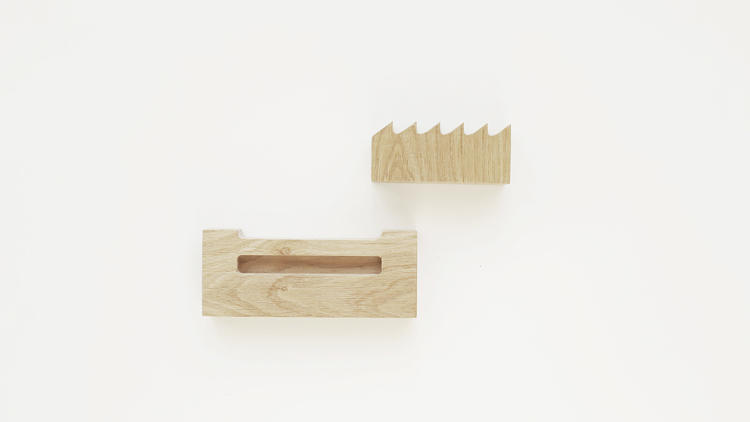 Pen Holder For Desk Target: Celebrate Avant-Garde Russian Architecture With This Wood