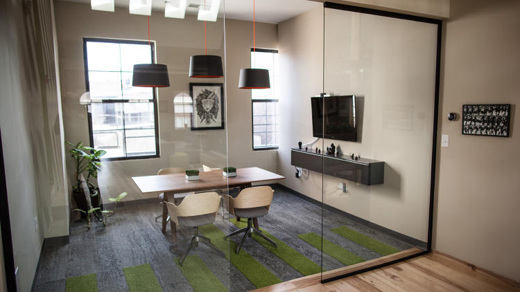 <p>Wildbit doesn't have an open office. Their redesigned space created separate offices for each employee so they can focus even if the kids are around.</p>