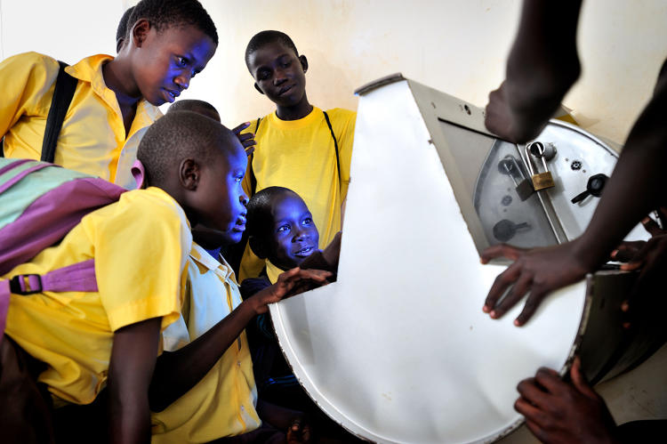 <p>UNICEF recently announced a $9 million fund with the aim of nurturing projects that could benefit kids around the world.</p>