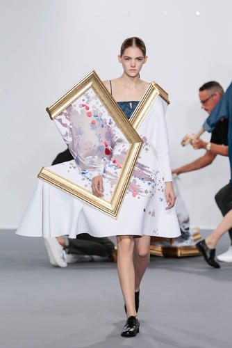 <p>Wearable Art collection (2015), designed by VIKTOR &amp; ROLF</p>