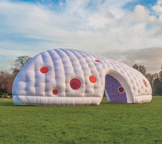 <p>Inflatable Space, Penttinen Schöne; Essex, UK.</p>